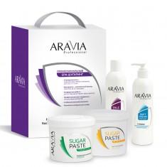 Промо-набор 3+1 для шугаринга №1 Aravia professional