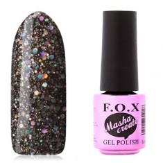 FOX, Гель-лак Masha Create Pigment №911 F.O.X
