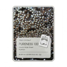 Tony Moly, Маска для лица Pureness 100 Caviar Mask Sheet
