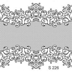 Milv, Слайдер-дизайн S226, черный