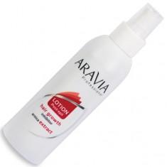 Aravia professional лосьон для замедления роста волос с арникой 150мл