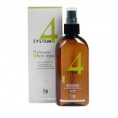 Sim Sensitive System 4 Therapeutic Chitosan Hair Repair R - Терапевтический спрей «R» для восстановления всех типов волос 200 мл Sim Sensitive (Финляндия)
