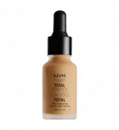 NYX PROFESSIONAL MAKEUP Тональная основа Total Control Drop Foundation - Golden 13