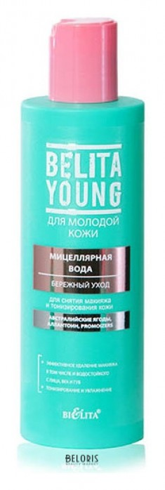 Мицеллярная вода для лица Belita