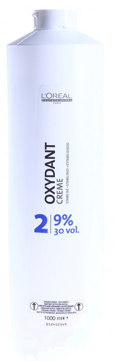 LOREAL PROFESSIONNEL Оксидент-крем 9% (30vol) / OXYDANTS 1000 мл