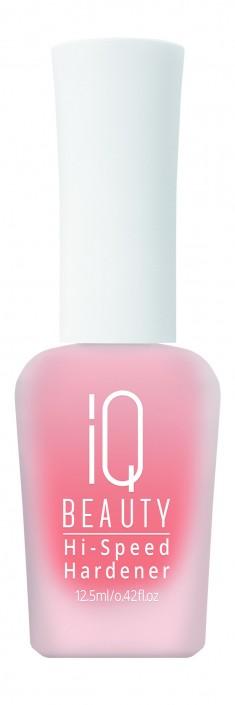 IQ BEAUTY Укрепитель глянцевый для ногтей / Hi-Speed Hardener 12,5 мл