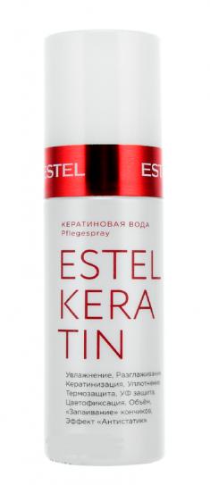 ESTEL PROFESSIONAL Вода кератиновая для волос / KERATIN 100 мл