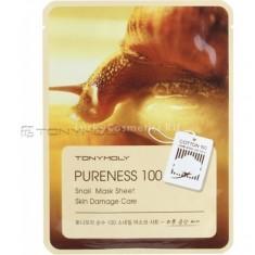 Tony Moly Pureness  Snail Mask Sheet
