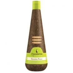 MACADAMIA Шампунь восстанавливающий с маслом арганы и макадамии 300 мл