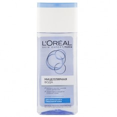 Мицеллярная вода LOREAL SKIN EXPERT для нормальной и смешанной кожи 200 мл