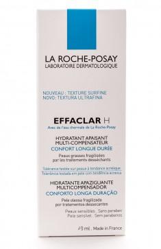 Ля-Рош Позе (La Roche-Posay) Эфаклар H Крем мультивосстанавливающий увлажняющий успокаивающий 40мл