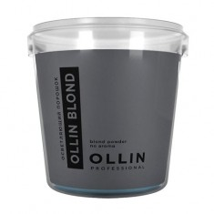 Оллин/Ollin Professional BLOND Осветляющий порошок 500г