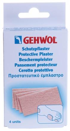 GEHWOL Пластырь защитный толстый 4 шт