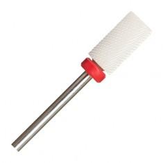IRISK, Фреза керамическая «Цилиндр», красная, D=6 мм