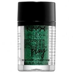 Пигмент для век NYX PROFESSIONAL MAKEUP FOIL PLAY кремовый тон 09