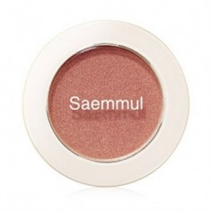 Тени для век мерцающие THE SAEM Saemmul Single Shadow(Shimmer) PK04 2гр