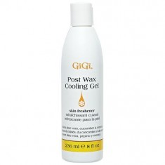Gi-gi post wax cooling gel гель охлажденный с ментолом после эпиляции 236 мл GIGI