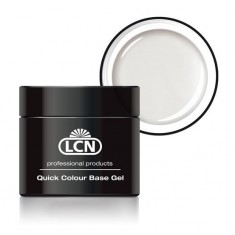 Lcn quick color base gel кератиновая база 10мл