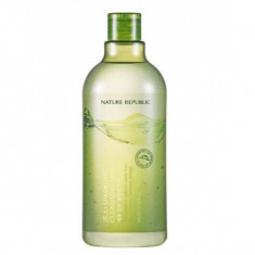 вода очищающая nature republic jeju sparkling cleansing water
