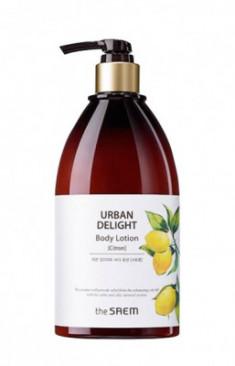 Лосьон для тела THE SAEM URBAN DELIGHT Body Lotion [Citron] 400мл