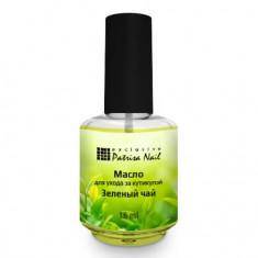 Patrisa Nail, Масло для кутикулы «Зеленый чай», 16 мл