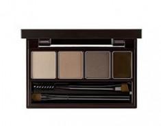Набор для макияжа бровей THE SAEM Eco Soul Multi Brow Kit 01 Natural Brown 3,8г
