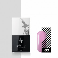 Pole, Гель-лак Lovely Ballerina №07, лиловый