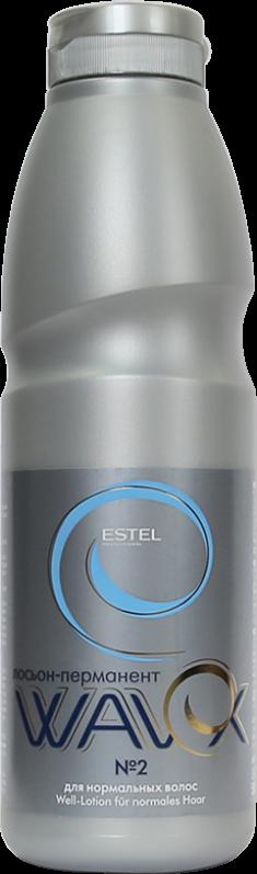 ESTEL PROFESSIONAL Лосьон-перманент № 2 для нормальных волос / WAVEX 500 мл