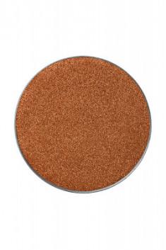 Тени пастель компактные (сухие) Make-Up Atelier Paris PL23 золотисто-бронзовый, запаска 3,5 гр