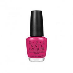 Лак для ногтей OPI CLASSIC NLL54 California Raspberry 15 мл