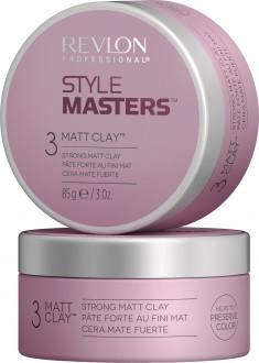 REVLON PROFESSIONAL Глина матирующая и формирующая для волос / STYLE MASTERS 85 мл