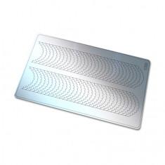 Freedecor, Металлизированные наклейки №120, серебро