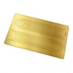 Freedecor, Металлизированные наклейки №101, золото
