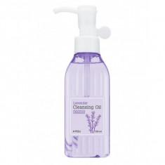 масло гидрофильное для лица a'pieu lavender cleansing oil sensitive