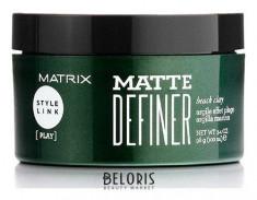 Глина для волос Matrix