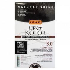 Краска для волос GUAM UPKer KOLOR Темно-каштановый 3.0 215мл