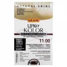 Краска для волос GUAM UPKer KOLOR Блонд супер платиновый натуральный 11.00 215мл