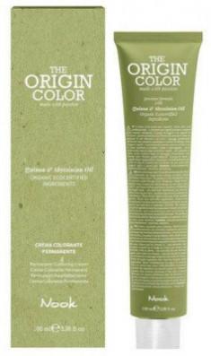 Краска для волос Nook Origin Color Cream 9.3 Золотистый Очень Светлый Блондин 100 мл