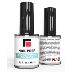 Milv, Обезжириватель для ногтей «Nail Prep», 10 мл