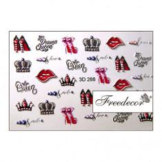 Freedecor, 3D-слайдер №288
