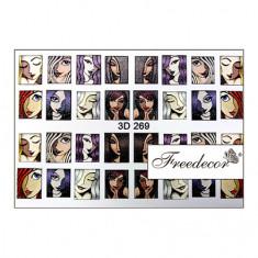 Freedecor, 3D-слайдер №269
