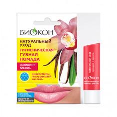БИОКОН, Гигиеническая помада «Орхидея и ваниль»