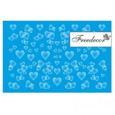 Freedecor, Слайдер-дизайн «Аэрография» №18w