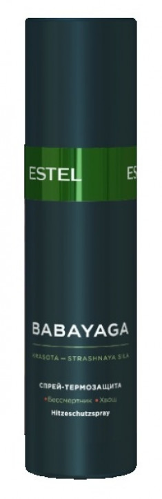 ESTEL PROFESSIONAL Спрей-термозащита для волос / BABAYAGA 200 мл