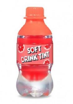 Тинт для губ ETUDE HOUSE Soft Drink Tint #OR201 Grapefruit Fantasy