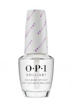 Покрытие верхнее с бриллиантовым блеском OPI Brilliant Top Coat 15мл