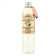 Гель для душа безсульфатный с маслом жожоба и жасмина Organic Tai Natural Shower Gel Jasmine Absolute & Jojoba 260 мл