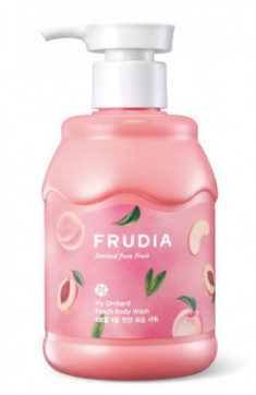 Гель для душа с персиком Frudia My Orchard Peach Body Wash 350 мл