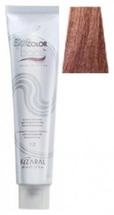 Крем-краситель полуперманентный безаммиачный Kaaral Baco Soft Color 8.30 светлый золотистый блондин 60 мл