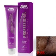 Крем-краска для волос стойкая Kaaral ААА Hair Cream Colorant 8.85 светлый бежево-розовый блондин 100 мл